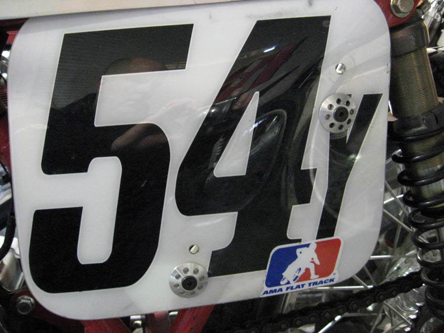 Lazer Number Plate Mount